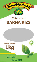 Brown (Cargo) Rice – 1 kg